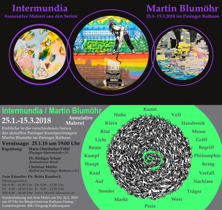 Martin Blumöhr / Intermundia