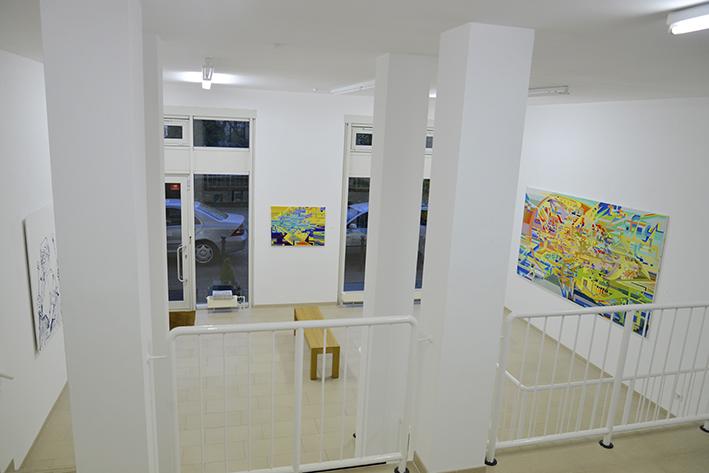 bei Galerie Anette Müller Düsseldorf